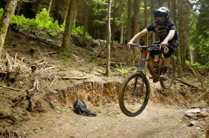 Gawton Mountain Bike Trails